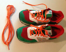 Rare 7 Eleven Colored New Balance 574 Tennis Shoes Xtra Laces 711 Store Footwear
