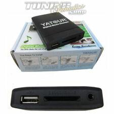 Für Opel Original Radio USB SD SDHC AUX In CD Wechsler MP3 Musik Adapter SET