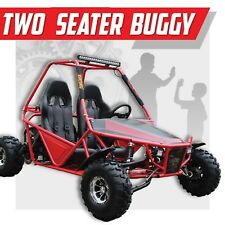 Premium style ✦ Off Road RACE Dune BUGGY TWIN SEAT Go kart Forward Reverse EDGE