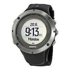 Relojes de pulsera digitales de plata para hombre