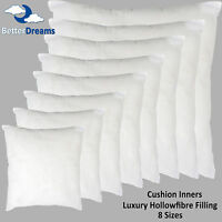 Cushion Inners Luxury Virgin Hollowfibre Filling And Quality Polyester Cover