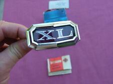 1969 Ford Galaxie XL hood emblem, NOS! C9AZ-16607-B ornament
