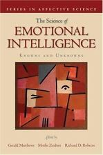Science of Emotional Intelligence: Knowns and Unknowns Series in Affective Scie