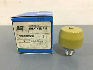 New Genuine CAT MCF Mitsubishi Caterpillar Forklift 9207601900 Air Breather
