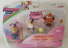 Powerpuff Girls Walmart Exclusive Townsville Pack Coffret Townsville Lot# Eb21