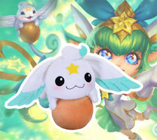 League of Legends LOL Lulu Fae Sorceres Pix Cosplay Star Guardian Plush Doll Toy