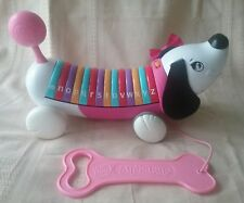 Leap Frog Alpha Pup pull along musical learning/ABC fun 12m+