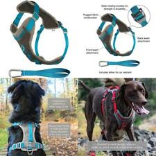Kurgo Dog Harness for Large, Medium, & Small Active Dogs | Small, Grey/Blue