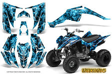 YAMAHA RAPTOR 350 GRAPHICS KIT CREATORX DECALS STICKERS INFERNO BLI