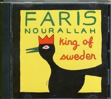 FARIS NOURALLAH - king of sweden  CD 2005