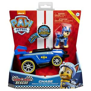 Paw Patrol Ready, Race, Rescue Themed Vehicles Chase