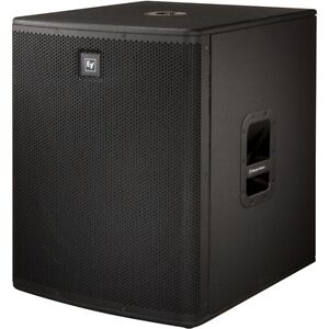 Electrovoice ELX 118P 700W Active Powered Subwoofer Speaker Sub