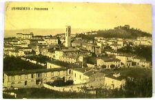 IMPRUNETA - Panorama [picc. viagg. b/n 1913]