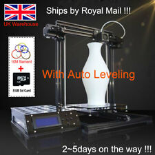Auto Level High Precision Reprap Prusa i3 Aluminium Structure DIY 3D Printer Kit