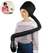 Hair Soft Drying Hood Portable Attachment Dryer Cap Hat Salon Blow Bonnet
