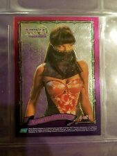 Topps Xena The Warrior Princes TCG Series 1 2 3 Complete 1-72 & 14 Rare Inserts
