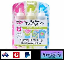 Tulip One-step Tie-dye Kit Med Brights