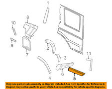 LAND ROVER OEM 99-04 Discovery Exterior-Molding Trim Right STC50207