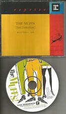 THE MUFFS Sad Tomorrow PICTURE DISC RARE 1995 USA PROMO Radio DJ CD single MINT
