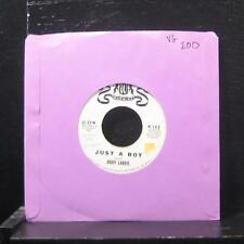 """Jerry Landis - I'd Like To Be (The Lipstick On Your Lips) 7"""" VG M 588 Warwick 45"""