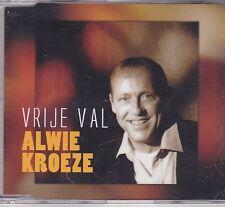 Alwie Kroeze-Vrije Val cd maxi single