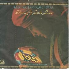 "ELECTRIC LIGHT ORCHESTRA "" SHINE A LITTLE LOVE / JUNGLE "" 7"" ITALY  PRESS"