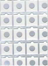 50 HOJAS para 20 Cartones de monedas cada una.