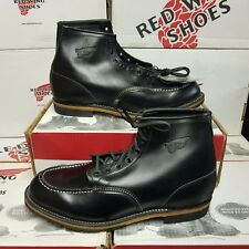 RED WING SHOES 1915 men's leather shoe boots UK 11 US 12 EUR 46 (pv:379$)
