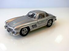 Maqueta de coche franklin mint Precision models 1987 * mercedes-benz 300 sl*1954 * 1:24