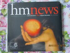 hmnews Harmonia Mundi Aug-Dec New Releases  France CD Album