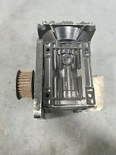 Motovario NMRV063 10.0 :1 Ratio Gear Speed Reducer Gearbox 9722075 #2376SR