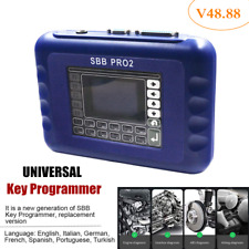 SBB PRO2 V48.88 Key Programmer Service Tool No Token Limitated Fit For Audi Ford