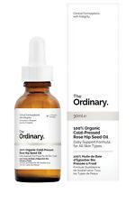 NEW The Ordinary 100% Organic Cold-Pressed - Rose Hip Seed Oil