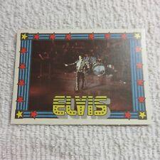 1978 Monty Gum - ELVIS PRESLEY - Club Card From Holland - (Blank Back) - Card 42