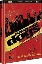 Reservoir Dogs von Quentin Tarantino | Uncut Mediabook | 2-Disc Limited Edition
