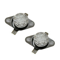 2Pcs/lot KSD301 N.C 50°C Thermostat Temperature Thermal Control Switch 10A 250V