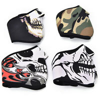 Balaclavas Neoprene CS Winter Neck Warm Face Mask Veil Sport Motorcycle Ski J&S
