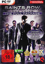 Saints Row: The Third - The Full Package - PC-Spiel - Neu und originalverpackt