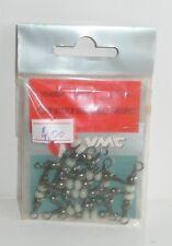 Emerillons VMC N°5 Réf: 3546 BK pater noster avec perles phospho par 10