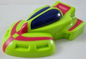 McDonald's Hot Wheels Mini-Streex III HM- Green Under 3 Toy Out of Package 1992