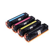 4x For HP 312A 312X M476dn Toner Cartridge HP LaserJet Pro M476nw M476dw