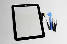 Digitizer Screen Front Panel Touch Glass Lens Replacement Parts for HP Touchpad