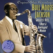 Bull Moose Jackson - Greatest Hits [New CD]
