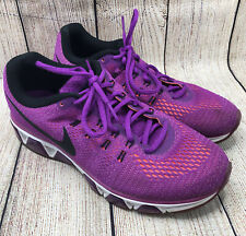 Nike - Air Max Tailwind 8 Mauve Pink Athletic Running Sneakers Shoes Women's 10