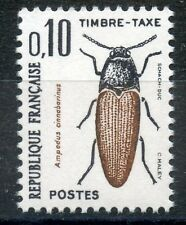 STAMP / TIMBRE DE FRANCE TAXE N° 103 ** INSECTES / COLEOPTERES