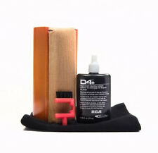 New RCA DiscWasher RD1006 D4+ Vinyl Record Care System With Cleaner Fluid RD1046