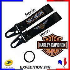 Porte-clé HARLEY DAVIDSON - Moto, Voiture, Bateau - Envoi rapide HD