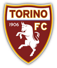Torino FC Italy Europe Soccer Football Car Bumper Sticker Decal 4'' x 5''