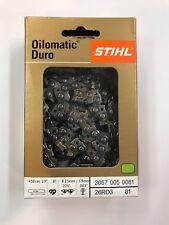 "Stihl 20"" Carbide Chain Loop (26RD3 81 Drive Links) 3667 005 0081"