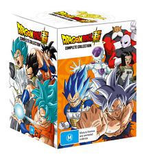 Dragon Ball Super Complete Collection DVD (region 4 Australia)